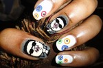 Gangnam Style Nail, bạn có muốn thử?