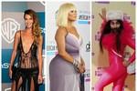 10 sao Hollywood có trang phục 'sốc' nhất 2012