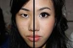 """""""Kinh ngạc"""" hình ảnh trước và sau khi make-up của các cô gái"""