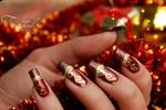 Tham khảo những mẫu nail tuyệt đẹp ngày Giáng sinh