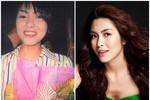 Nhan sắc xưa của sao Việt khiến fan giật mình