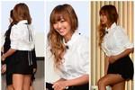 5 kiểu trang phục tôn chân trắng thon của sao Hàn
