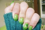Những mẫu nail tháng 3
