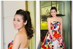 Sao Việt tỏa sắc mùa xuân cùng váy hoa