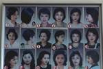 18 kiểu tóc của phụ nữ được nhà nước Triều Tiên thông qua