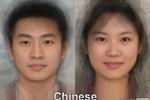 """Gương mặt """"chuẩn mực"""" của công dân các nước"""