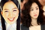 Phát khiếp nhan sắc người đẹp xứ Hàn khi chưa thẩm mỹ