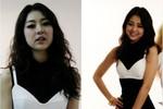 Choáng với vòng eo 'con kiến' của người đẹp Hàn