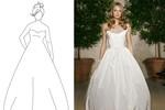 Hiểu rõ từng dáng váy để chọn chính xác