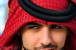 Chân dung anh chàng Ả Rập bị trục xuất vì... quá đẹp trai