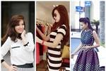 Chọn váy áo ngày nghỉ lễ cùng sao Việt