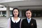 Vẻ đẹp mộc mạc của thiếu nữ Triều Tiên