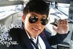 """Khoe đi làm bằng xe Limousine, Quang Lê bị cư dân mạng """"ném đá"""""""