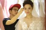 Trà My thử váy cưới 200 triệu sau khi chối bỏ tin cưới đại gia Sài Gòn