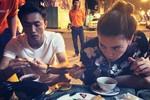 Hà Hồ đi ăn với chồng sau tin đồn bỏ Cường đô la vì nợ nghìn tỷ