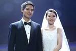 Hoa đán Châu Tấn bất ngờ kết hôn ngay trên sân khấu