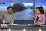 Vụ phóng viên ném điện thoại trên sóng VTV1 lên báo nước ngoài