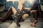 Kêu gọi điều tra bộ ảnh thời trang lấy cảm hứng từ vụ hiếp dâm tập thể