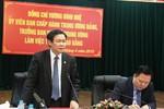 Trưởng Ban Kinh tế Trung ương làm việc với Cao Bằng, Lạng Sơn