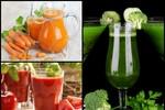 7 loại nước ép rau quả có tác dụng chữa bệnh