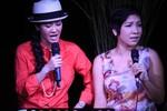 Chồng nhập viện, Mỹ Linh vẫn mải miết luyện hát với Hồng Nhung