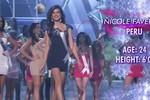Diễm Hương trượt top 16 Hoa hậu Hoàn vũ 2012