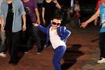 Sao nhí Gangnam Style nhảy bốc lửa ở công viên Phú Mỹ Hưng