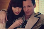 Bạn trai Tây của siêu mẫu Hà Anh lần đầu lộ mặt