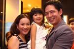 Cận cảnh nét đáng yêu con gái Bình Minh