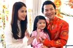 Gia đình Trương Ngọc Ánh hạnh phúc sum vầy ngày Tết