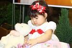 Con gái bé nhỏ của Hoa hậu Trần Thị Quỳnh
