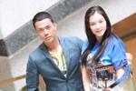 Lý Nhã Kỳ thân mật diễn viên nổi tiếng Hồng Kông