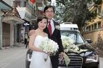 GS Xoay rước dâu bằng xe sang Audi