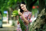 Ngắm Hoa hậu Thùy Dung, thêm yêu Hà Nội!