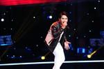 Nguyễn Đình Nhân cá tính với rock tại The Voice