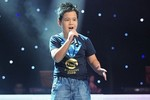 Phúc Nguyên khiến 4 HLV The Voice Kids phấn khích