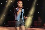 Yến Nhi hâm nóng sân khấu Giọng hát Việt nhí với hit của Phương Uyên