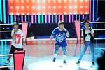 Hữu Đại - Xuân Bách - Đức Nam 'quậy' hết mình tại The Voice Kids