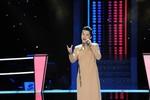 Minh Sang hát quá thành công khiến Hồng Gấm mất bình tĩnh ở The Voice