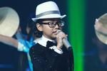 Mỹ Chi hát dân ca tiếp tục 'chạm đến tim' người nghe ở The Voice nhí