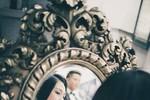 Rò rỉ ảnh cưới của Tuấn Hưng và bạn gái hotgirl