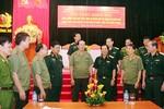 Đoàn kết giữa Công an và Quân đội tạo ra sức mạnh của lực lượng vũ trang