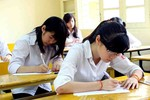 Các môn thi trắc nghiệm – học trò không biết gì cũng có thể được 2 điểm