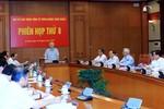 Thông báo về Phiên họp thứ 8 của Ban Chỉ đạo TW về phòng, chống tham nhũng