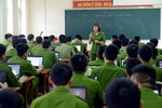 Điểm xét tuyển vào các trường trung cấp Công an nhân dân