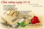 Những lời chúc thầy cô hay và ý nghĩa nhất nhân ngày nhà giáo Việt Nam (P1)