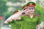 Điều kiện để công dân nữ được tuyển chọn nghĩa vụ trong ngành Công an