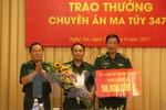 Nghệ An: Triệt phá đường dây buôn ma túy lớn xuyên quốc gia