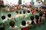 Mỗi lớp mẫu giáo được nhận tối đa 35 trẻ