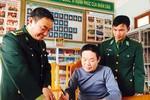 Ngư dân Quảng Bình cứu ngư dân Trung Quốc gặp nạn trên biển